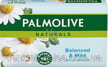Мыло с экстрактом ромашки Palmolive  Balanced and Mild 90 гр