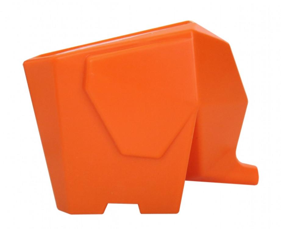 Сушарка для посуду і столових приладів Слон Orange