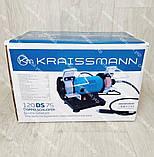 Точило з гравером KRAISSMANN DS 120 75, фото 9