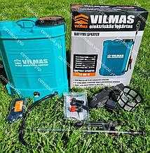 Акумуляторний обприскувач Vilmas 12-BS-8