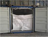 Лайнер бег ламинированный (вкладыш в морской контейнер, Liner bag) для 20фут контейнера