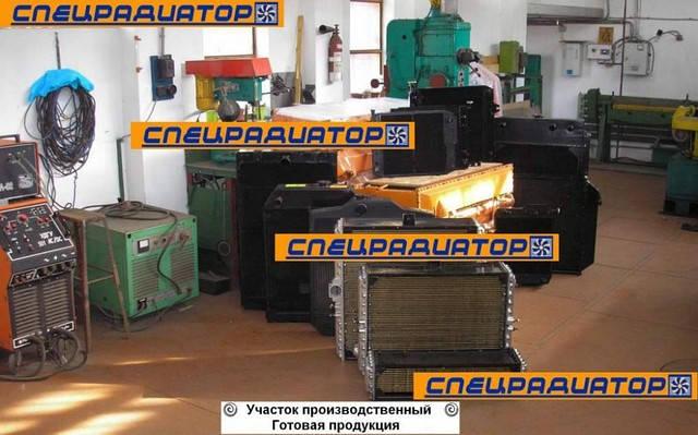 Ремонт радиаторов спецтехники, фото 2