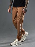 Мужские спортивные штаны с манжетами из турецкого трикотажа Tailer размеры 46-56
