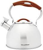 Чайник Florina Joe зі свистком 2.5 л (5C8397)