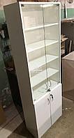 Шкаф витрина с полками Модель V180, фото 1