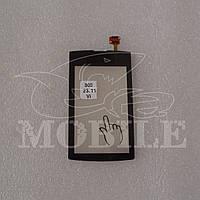 Сенсор Nokia 305/306 Asha black