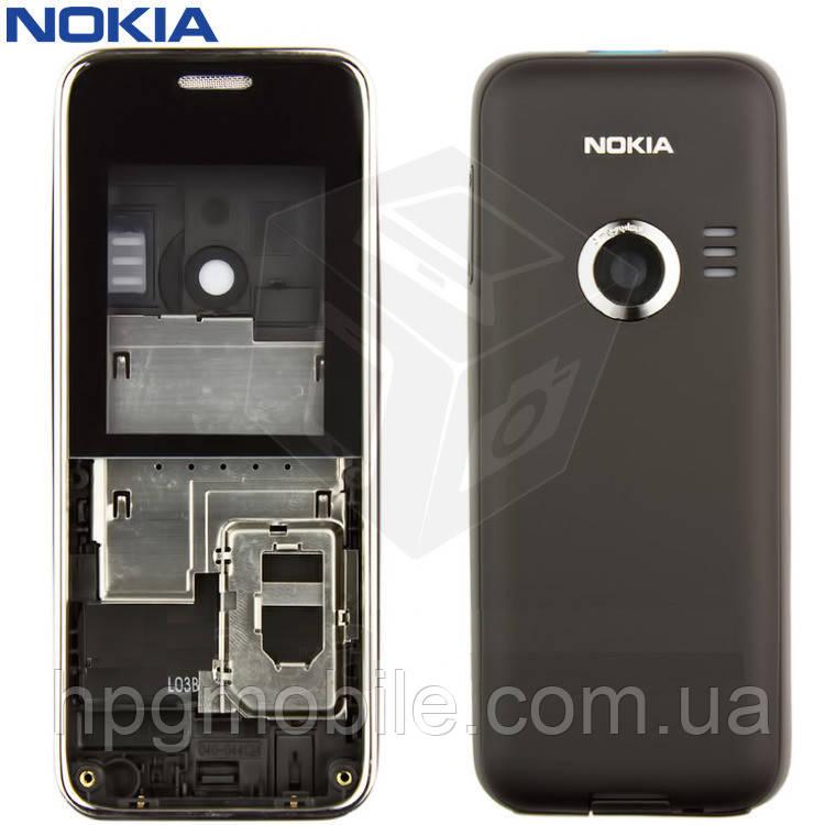 Корпус для Nokia 3500, оригинальный (черный)