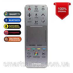 Пульт Samsung AA59-00759A (RMCTPF1AP1) сенсорный, голосовое управление, металлический корпус