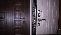 Монтаж входной двери, фото 1