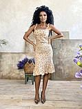 Платье женское летнее  софт 42-44, 46-48 разные цвета, фото 4