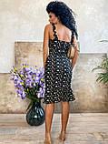 Платье женское летнее  софт 42-44, 46-48 разные цвета, фото 3