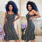 Платье женское летнее  софт 42-44, 46-48 разные цвета, фото 5