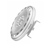 Лампа светодиодная PAR111 7540 10,5W 830 12V G53 40° OSRAM Made in China