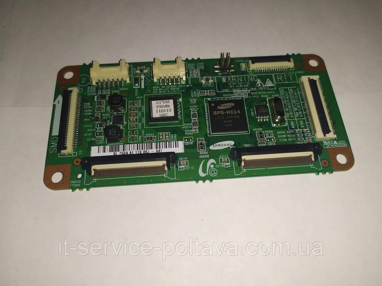 LOGIC BOARD LJ92-01793A / LJ92-01750A для телевізора Samsung