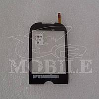 Сенсор Samsung S3650 Corby black