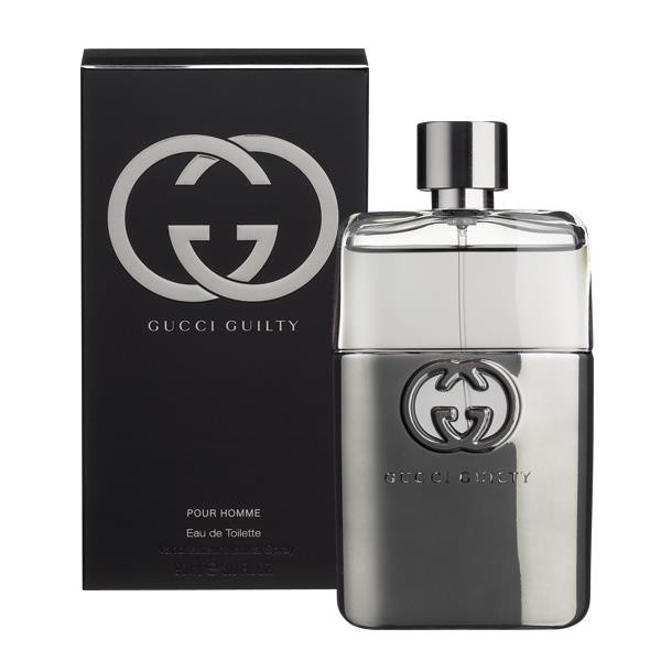 Мужская туалетная вода Gucci Guilty Pour Homme ( Гучи Гилти Пур Хом) 100 мл