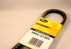 Ремень вариаторный Honda Dio 15 X 654 ремень привода вариатора Gates Boost GT 21201