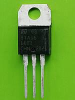 Симистор BTA16-600V 16A ТО220