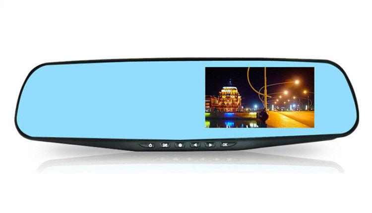 Дзеркало-відеореєстратор DVR L900 full hd з камерою заднього виду