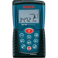 Дальномер лазерный Bosch DLE 40 0601016300