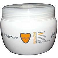 Vitality's Aqua Nourishing - Питательная маска для сухих волос 450 мл.