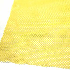 Ткань сетка спорт подкладочная желтая