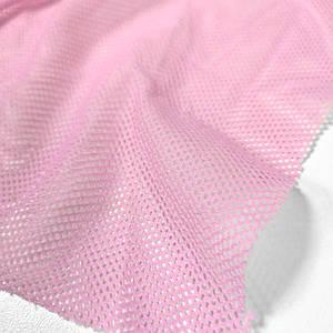 Ткань сетка спорт подкладочная розовая