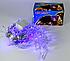 Новогодняя светодиодная гирлянда 120P ICICLE B Сосулька ( 120 светодиодов ) Цвет голубой, фото 2