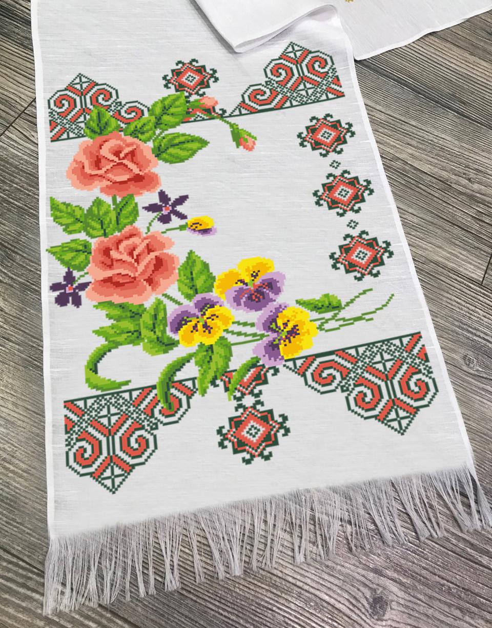 Заготовка полотенца для икон №027