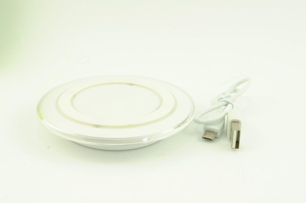 Бездротове зарядний пристрій S2 білий