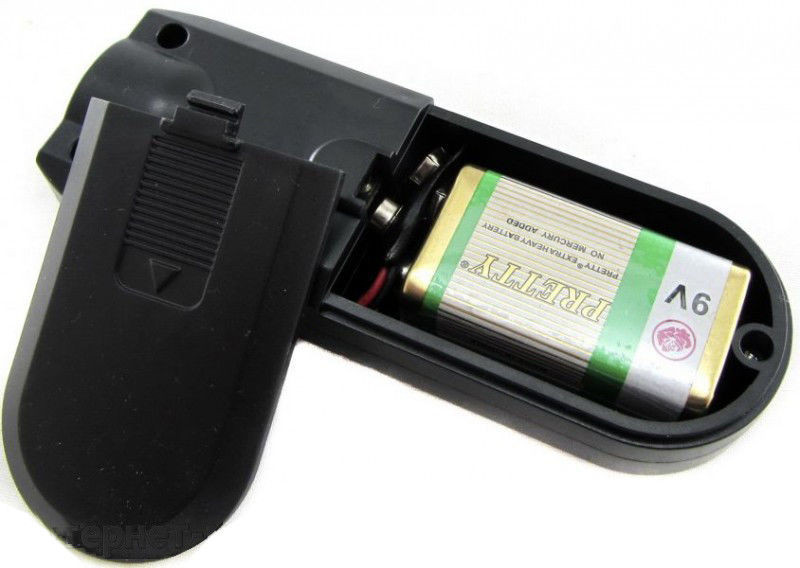 Отпугиватель ультразвуковой для собак DRIVE DOG TJ 3008