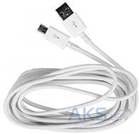 USB кабель Griffin micro-USB cable 1м White