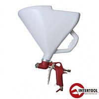 Штукатурный распылитель Intertool PT-0403