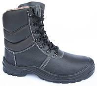 """Ботинки с высокими берцами """"Тайга"""", утепленные"""
