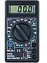 Мультиметр тестер вольтметр амперметр DT-832, фото 7