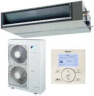 Канальный инверторный кондиционер Daikin FBQ100C8/RZQG100L8V1