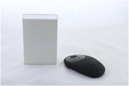 Мышка Wireless Mouse-150 2.4 GHz 10 m  с разъема micro для зарядки.