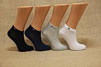 Дитячі шкарпетки стрейчеві комп'ютерні у сіточку Onurcan б/р 11 0075