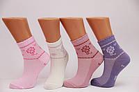 Дитячі шкарпетки стрейчеві комп'ютерні у сіточку Onurcan б/р 7 0032