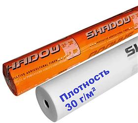 Агроволокно біле Shadow 30 г/м2 12.5 х 100 м. (Чехія)