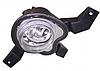 Фара противотуманная передняя левая Чери Джагги Chery Jaggi S21-3732010
