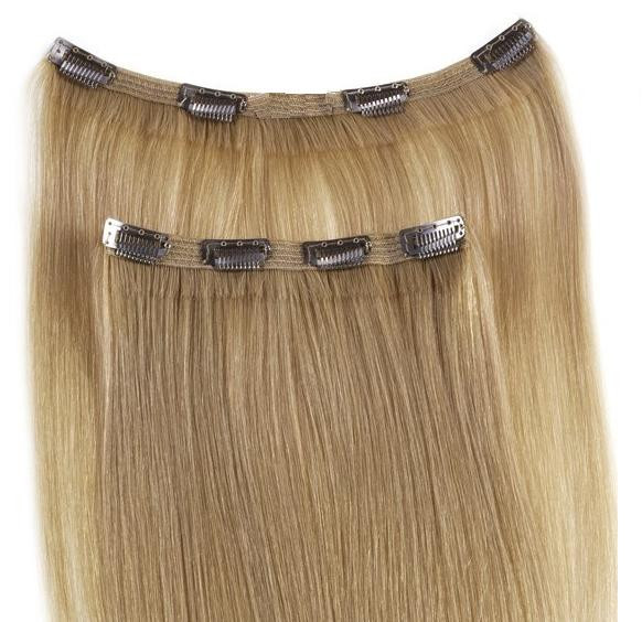 Натуральные волосы на заколках цена