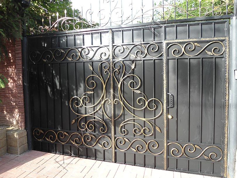 Заготовки для кованных ворот
