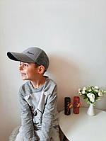 Бейсболка для мальчика с сеткой
