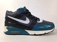 Зимние кроссовки Nike Air Max на меху 46 размер (29,5 см) (реплика), фото 1