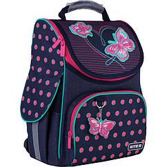 Рюкзак шкільний каркасний KITE Education Butterflies K21-501S-3