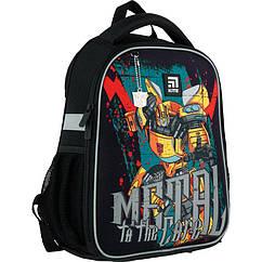 Рюкзак шкільний каркасний KITE Education Transformers TF21-555S