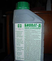 Биопагдез КС средство для дезинфекции 1 литр