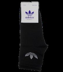 Шкарпетки чоловічі Adidas 41-45 чорні