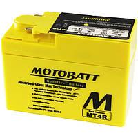 Аккумулятор гелевый скутер 2,5Ah 45A MotoBatt MT4R для Honda Dio